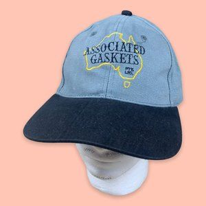 Australian Mechanic Vintage Hat